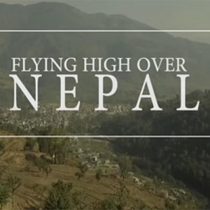 Flying High Over Nepal